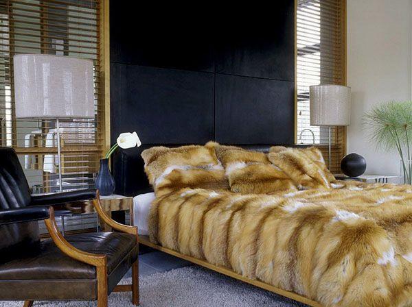 Hollywood+Regency+bedroom