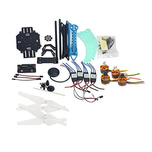 Qwinout Drone Quadrocopter Aircraft Kit500mm Multirotor Air Frame