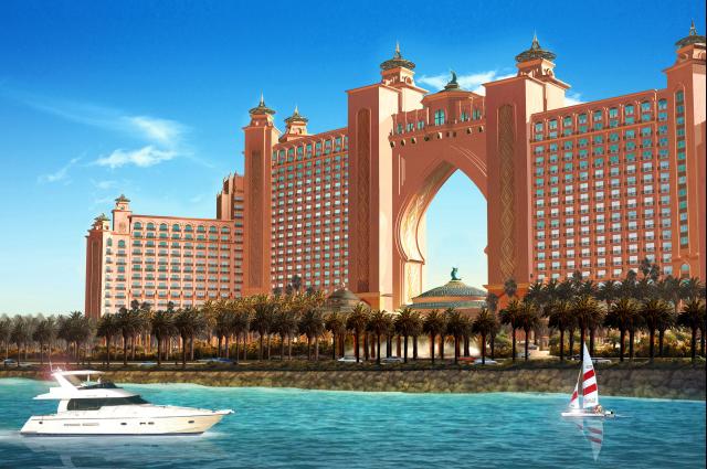 Un Séjour Exceptionnel à L Hôtel Atlantis De L île De Palme à Dubaï Dubai Emiratos Arabes Lugares Para Visitar