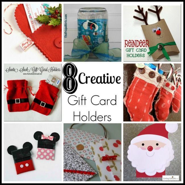 gift card ideas for christmas