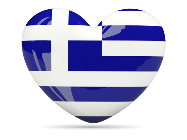 Heart icon. Download flag icon of Greece at PNG format (с