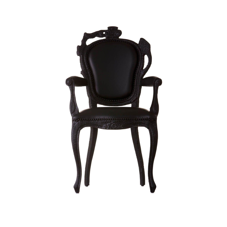 Good Smoke Dining Armchair By Maarten Baas   Smoke!   Cool Smoke Chair Made By  Burning Ideas