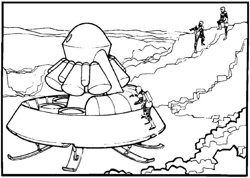 Mars Excursion Module 1967