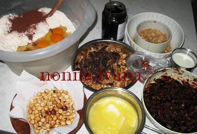 Cucinario di nonna ivana: NATALE 2010.... i miei PANI di NATALE (al Paen d' Nadèl)