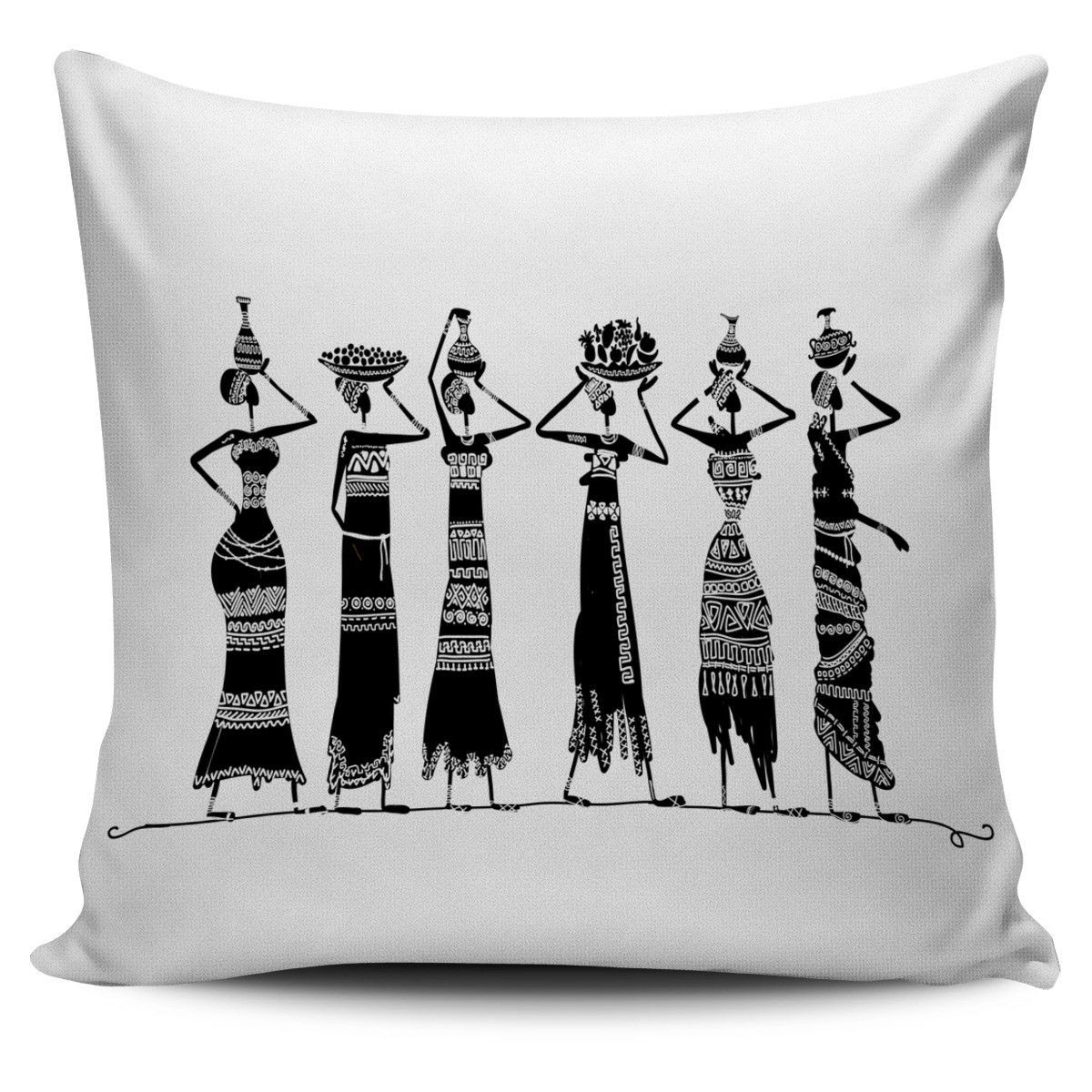 Ethnic women pillow cover products pinterest pillows and products