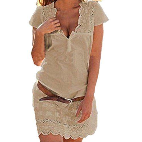 Sommerkleid mit kurzarm