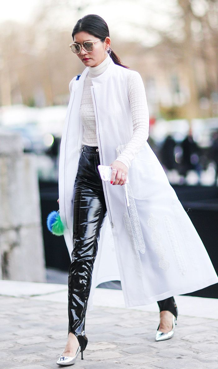 The One Trend That Dominated the Fashion-Girl Scene This Month ...