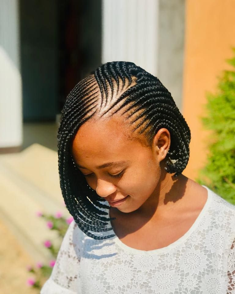 Best African Braided Hairstyles Need Braids Styles Different From Your Usual Hairstyles Look No Furthe Hair Styles Braided Hairstyles Braided Hairstyles Updo