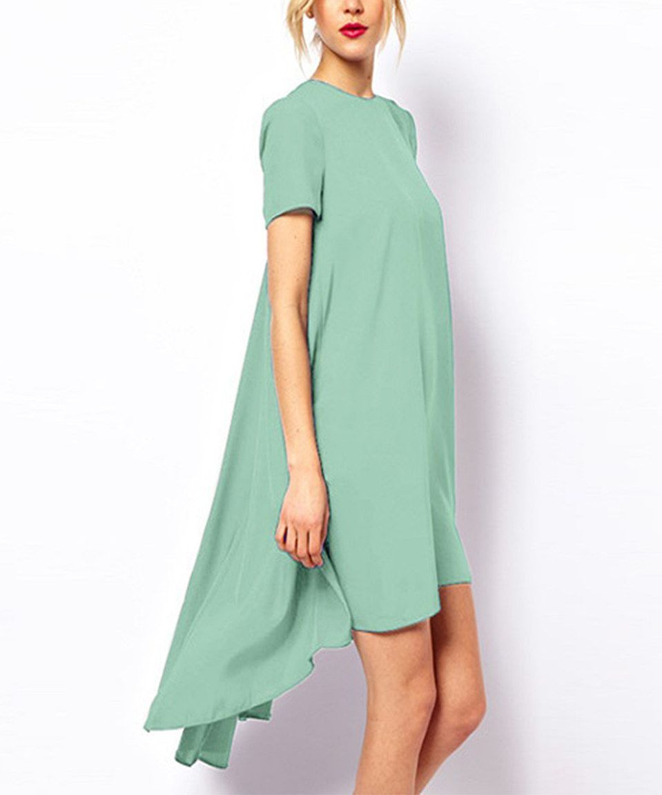 This seaweed hilow dress by chalmonus is perfect zulilyfinds