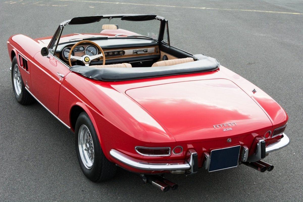 ferrari 275 gts 1966 Old sports cars, Ferrari, Ferrari