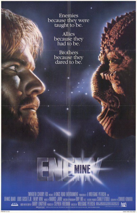 Download Enemy Mine Full-Movie Free