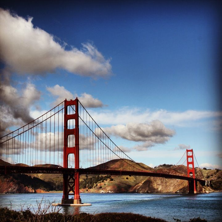 Places To Rent In San Francisco: Golden Gate Bridge, Golden Gate, West