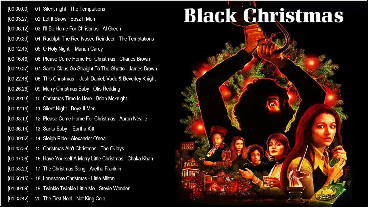 black christmas songs 2018 black christmas music playlist best bla - Best Rb Christmas Songs