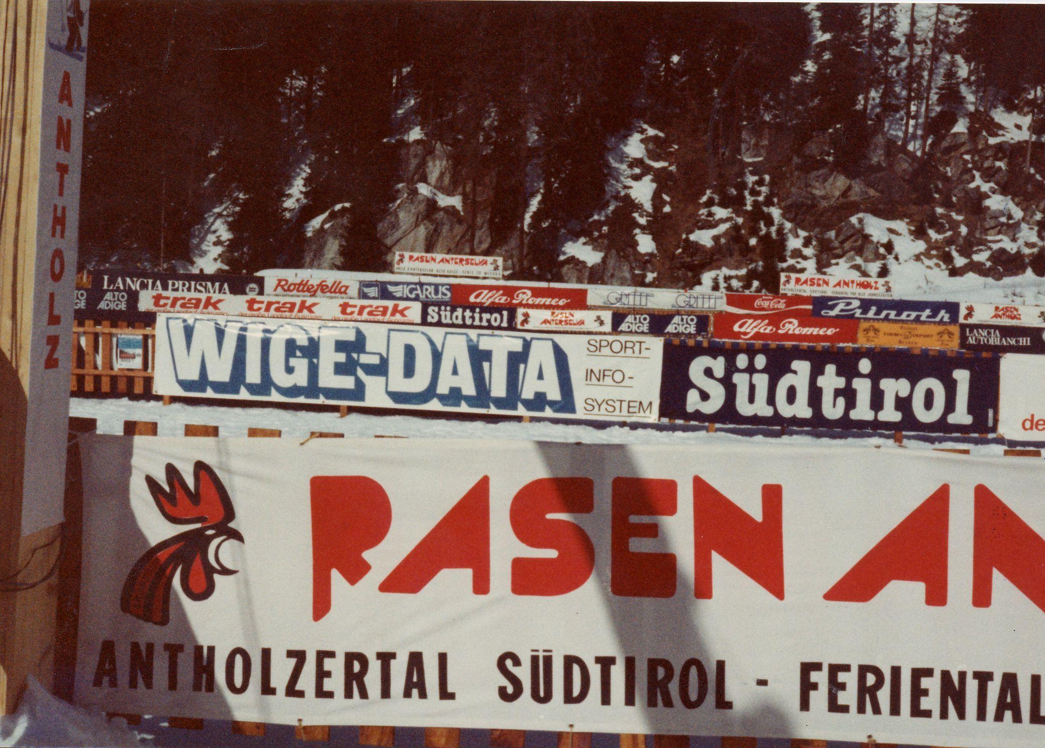 #ThrowbackThursday #80er #WIGE   #INTERSPORT #backtothe80ies #TBT #skispringen #4hils #skijumping #hoppschwiiz #roadto4hills #worldcup #Winterzeit #Motorsport #DTM #Leichtathletik #Sport #Rally #Rallye #Racing #AutoRacing #RACE #Sport #NEWS #Business #Medien #TV #DRM #DeutscheRallyeMeisterschaft #Südtirol #Tirol #Schnee #Winterspor