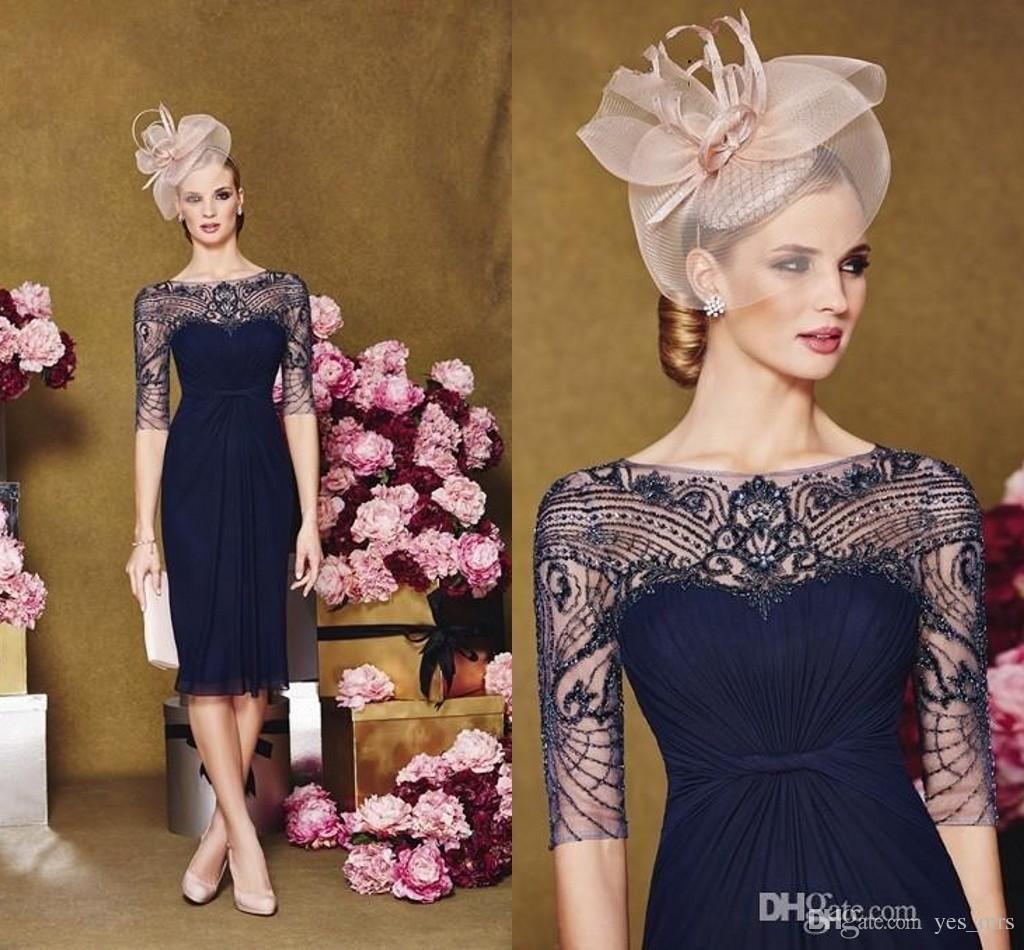 navy blue flower girl dress australia