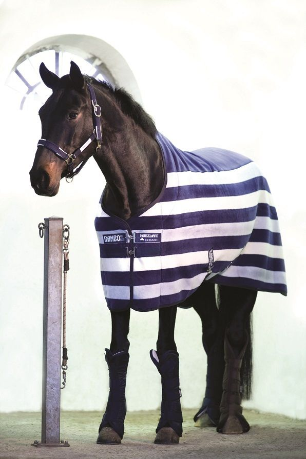 Country And Le Of Olney Limited Horseware Ireland Rambo Deluxe Fleece 53 99