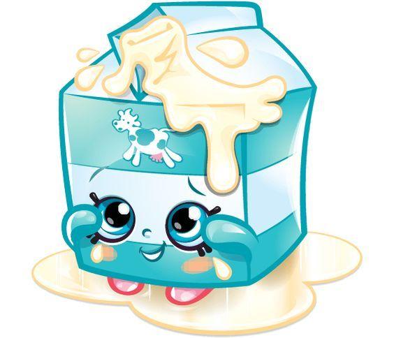Spilt Milk Shopkins Characters Shopkins Party Shopkins And Shoppies