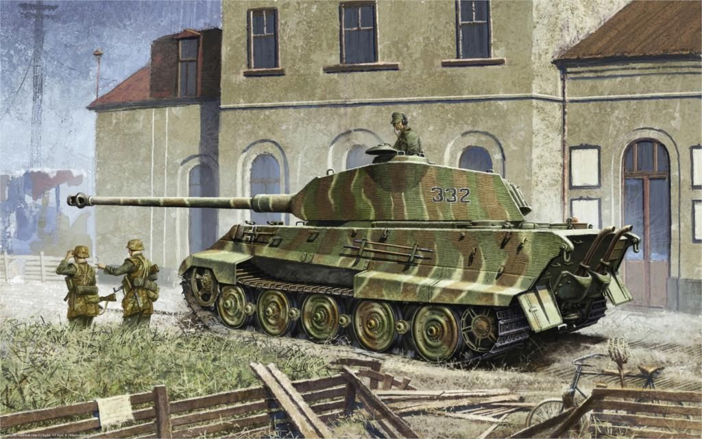 Popular Tiger Tank Painting Buy Cheap Lots From China