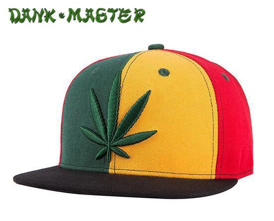 075bb892 Dank Master Rasta Weed Snapback Hat - Dank Master Hats - weed hat,  marijuana clothing, and cannabis shoes for stoner men and women.  www.masterdank.com