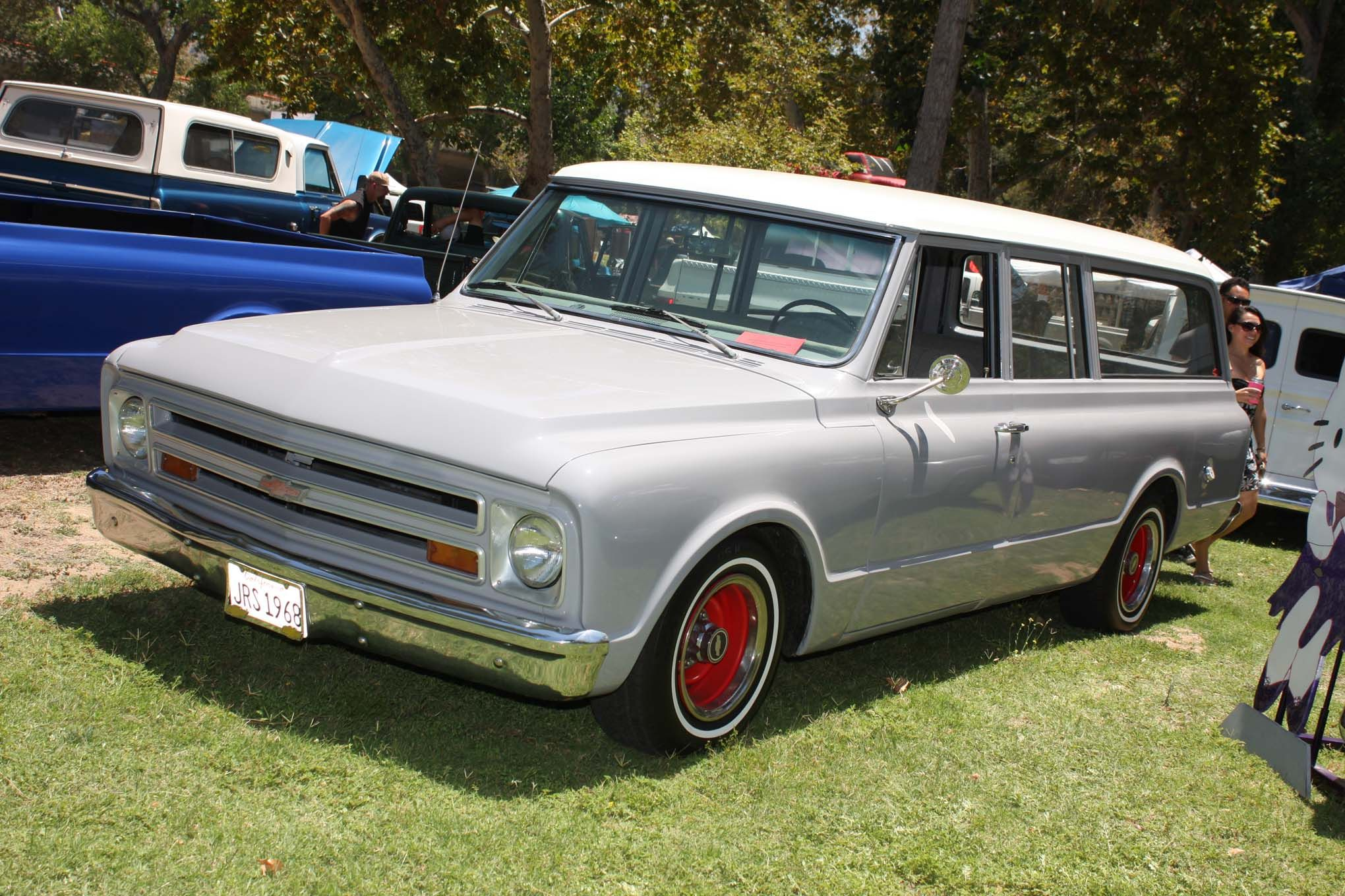 16th annual brothers truck show n shine 1967