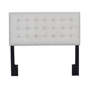 Bernardsville Upholstered Panel Headboard Panel