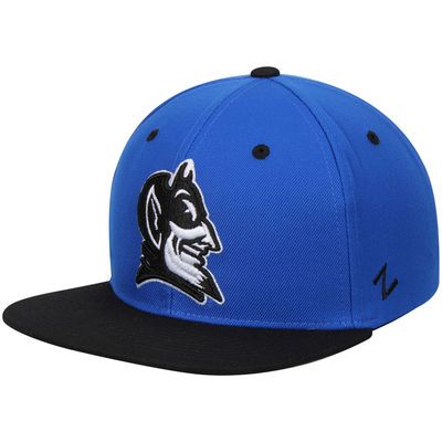 d85ed0c7bae ... new arrivals duke blue devils zephyr z11 snapback adjustable hat royal  24798 aeb78