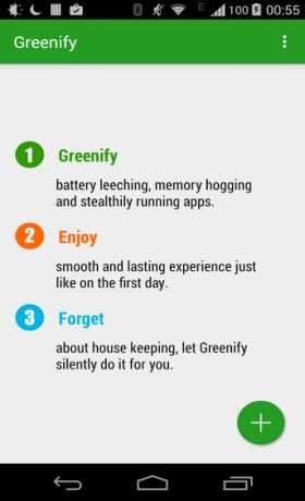 Greenify 3 8 5 Apk Mod For Android Push Messages Messaging App Instant Messaging