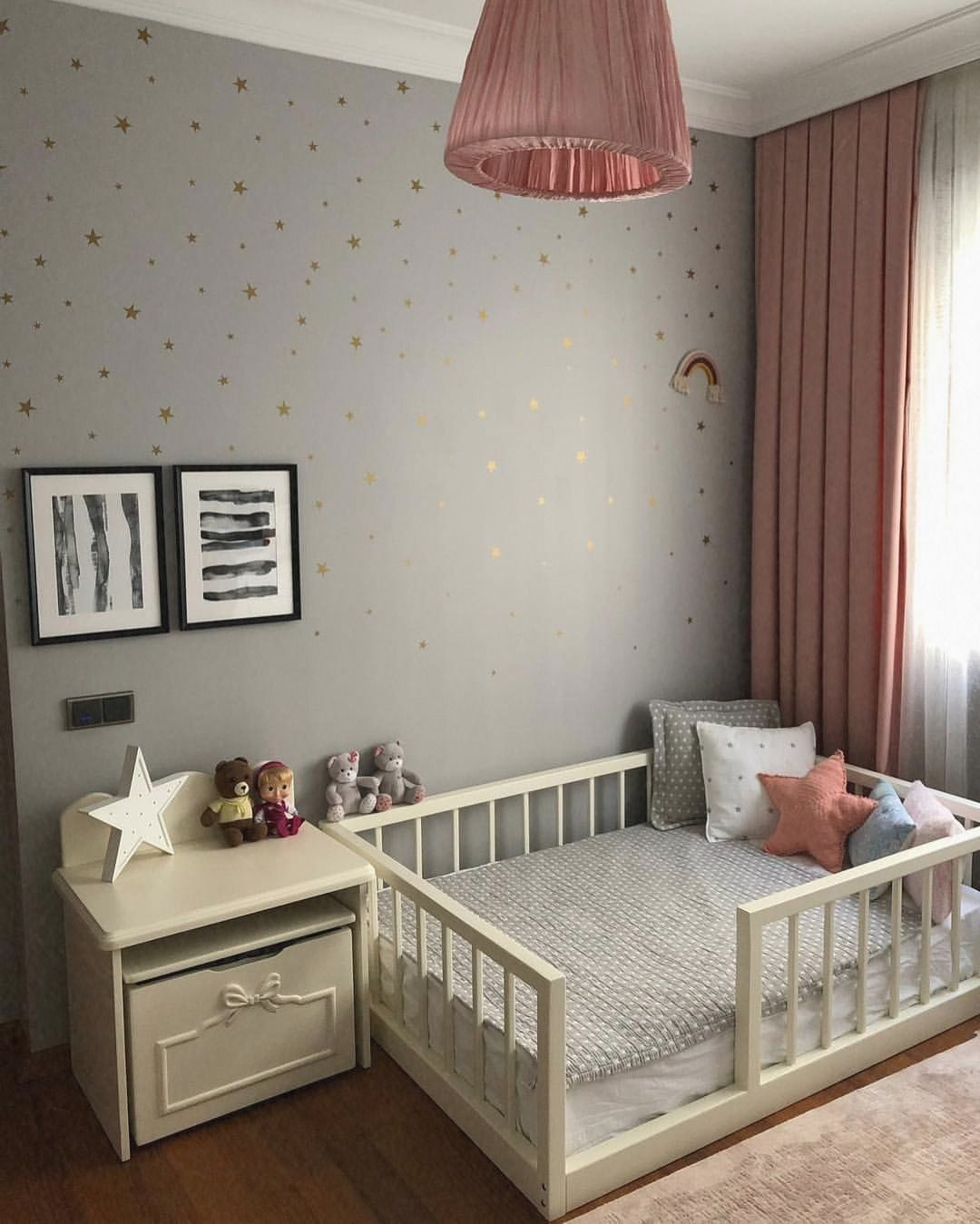 30+ Stylish & Chic Kids Room Decorating Ideas – for Girls & Boys - pickndecor.com/furniture #toddlerrooms