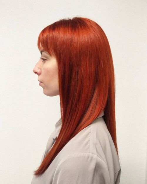 92a2b3277 37 Best Red Hair Color Shade Ideas Trending in 2019