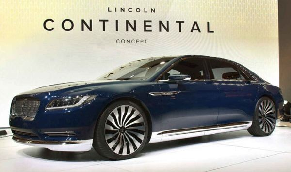 2019 Lincoln Continental Specs And Concept Stuff To Buy