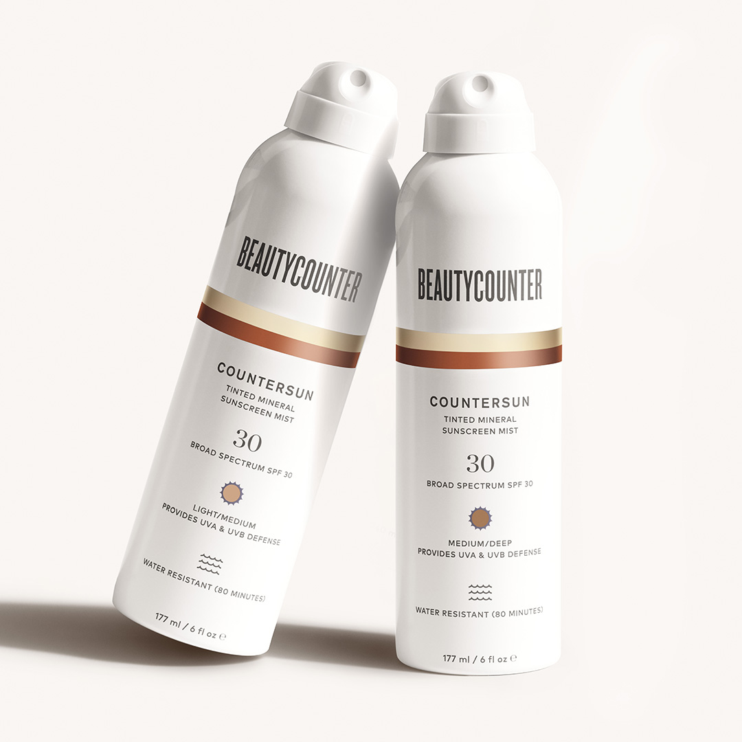 BeautyCounter Tinted Sunscreen Beautycounter, Safe