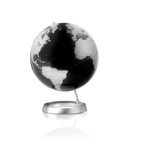 Atmosphere Full Circle Vision Black Globe   Ships Free and Low Price!