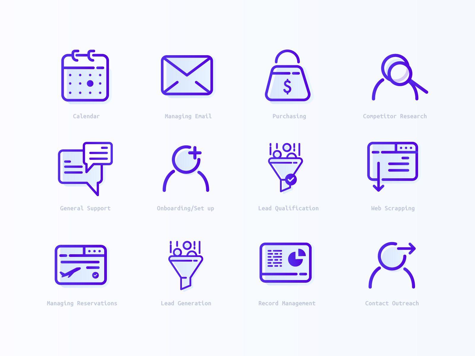 Invisible Tech Icon Pack Icon Pack Icon Icon Design