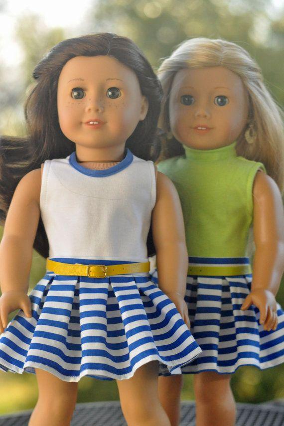 18 Zoll Puppe Kleidung AG Puppe Kleidung von Unendingtreasures ...