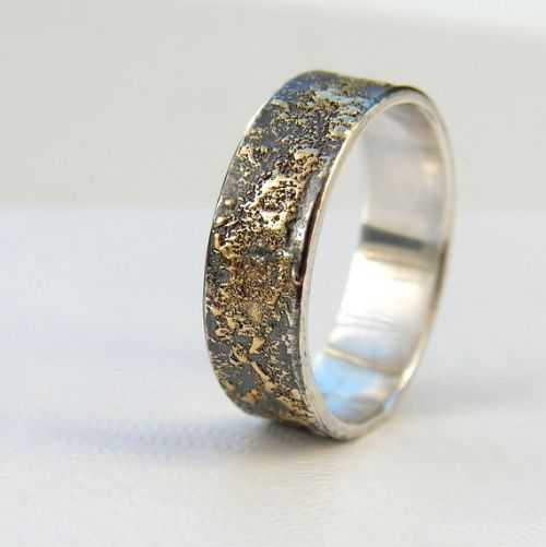 83 strikingly unique mens wedding bands - Unusual Mens Wedding Rings