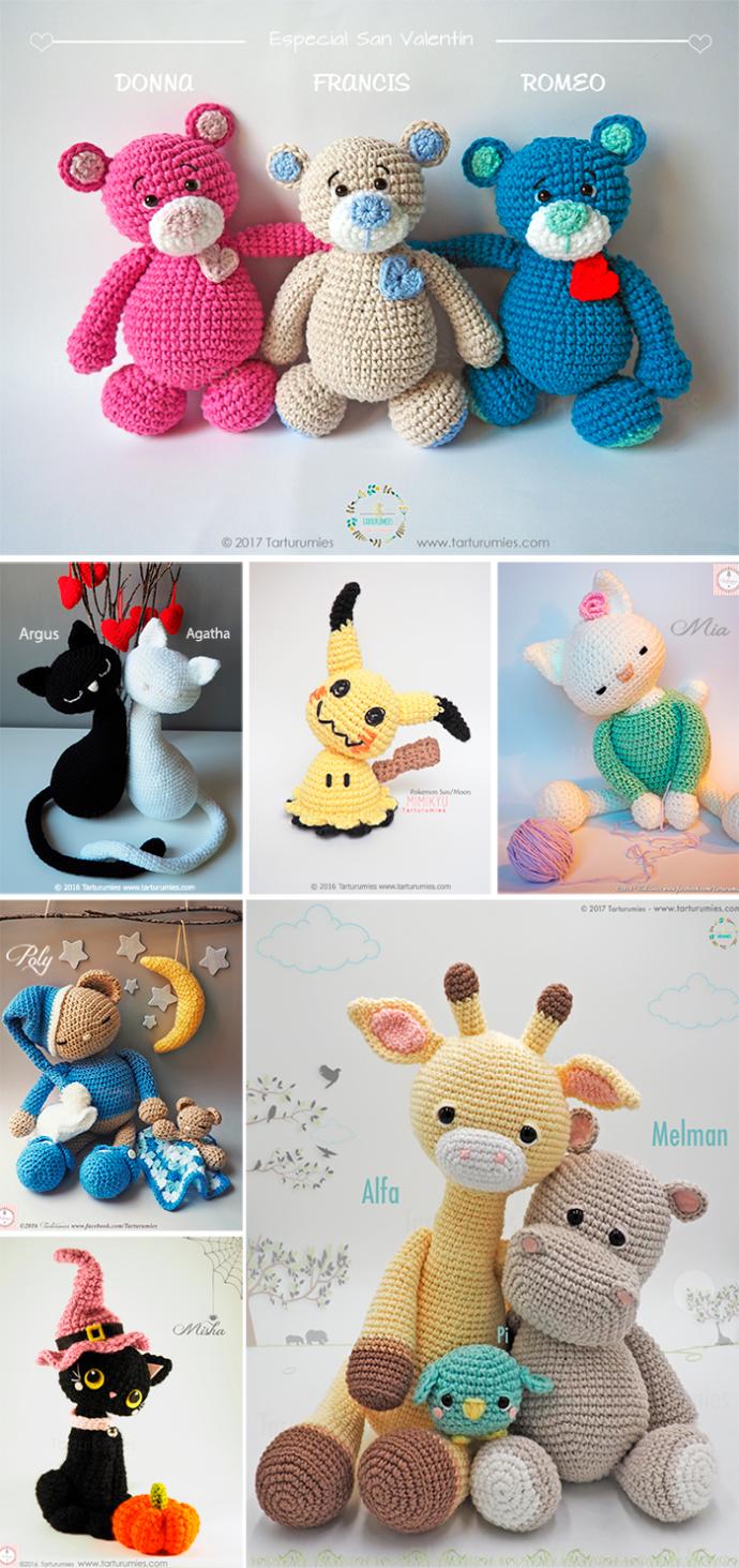 Amigurumi Pattern Halloween Kitten Misha Crochet Holidays