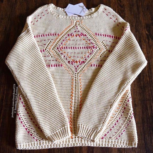 Antik Batik Tops - ANTIK BATIK Tunic Dexter Loose Knit Sweater Blouse -  Available  forSale in my  Poshmark closet - Sizes Medium and Large ! 83cbc7b90