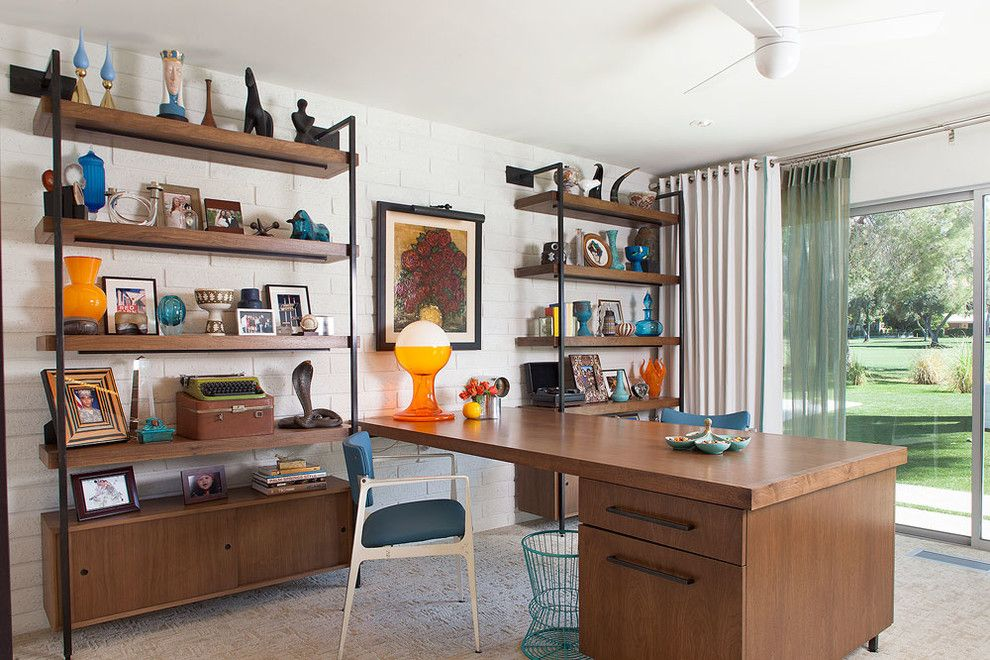 century office. mid century modern home office is listed in our