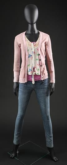 "HANNIBAL - Abigail Hobb's (Kacey Rohl) ""Apéritif"" Casual Wear - Current price: $75"