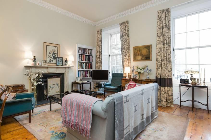 Property Details For 19 Nelson Street New Town Edinburgh Eh3 6lj