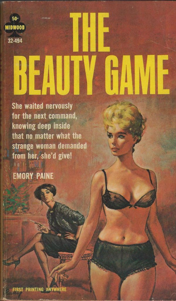 February 2016 Archives Pulp Fiction Book Pulp Fiction Beauty Games