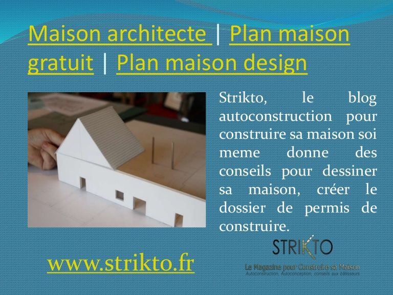 Strikto (striktoblog) on Pinterest - construire sa maison gratuit