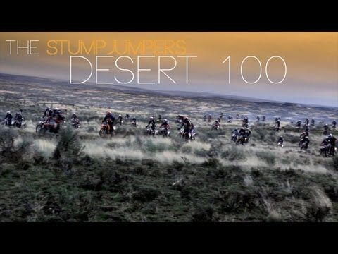 2016 Desert 100 | Stumpjumpers Motorcycle Club