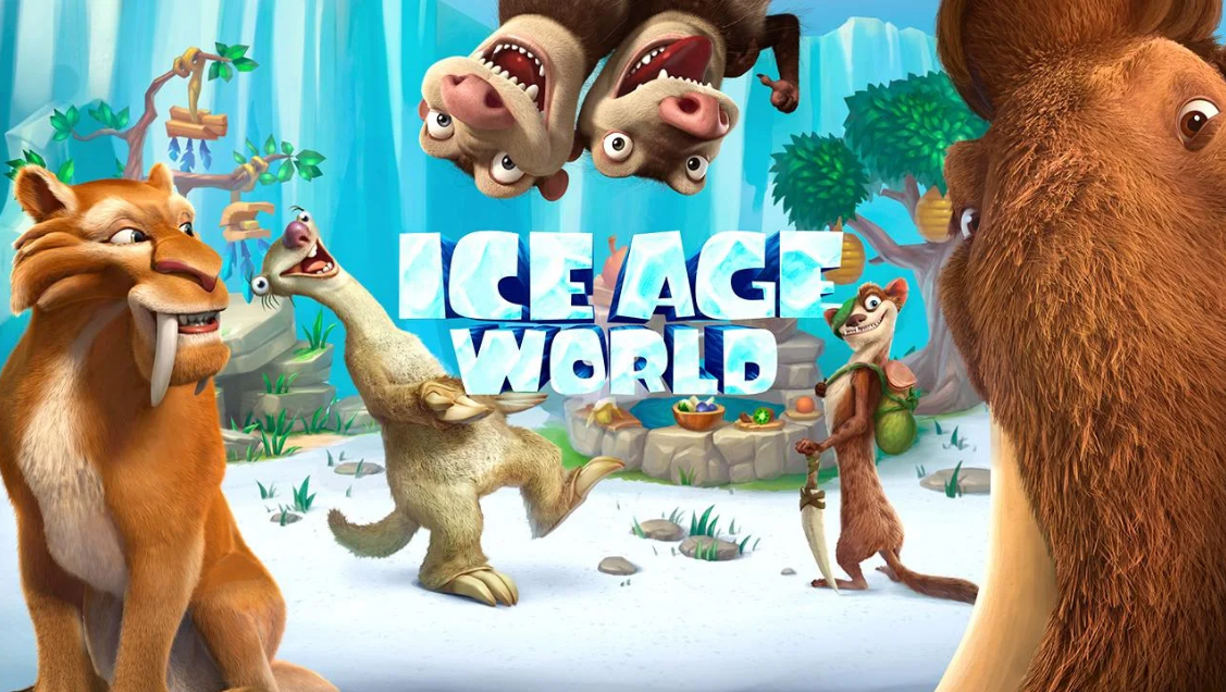 Android Game App Ice Age World Free Download Free games