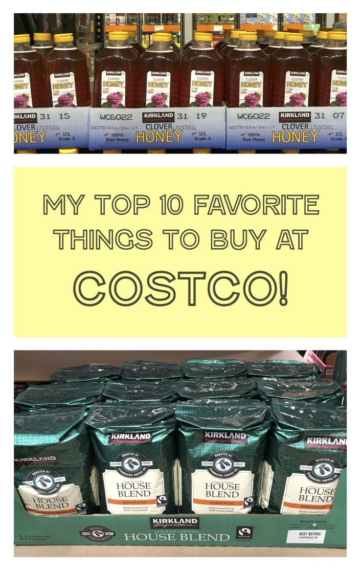 My Top 10 Favorite Things To Buy At Costco Best Deals At Costco
