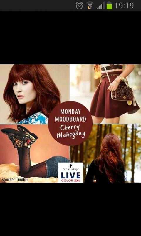 Cherry Mahogany