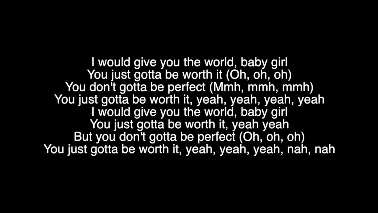 YK Osiris - Worth It lyrics | MUZ3 in 2019 | Lyrics, Def jam