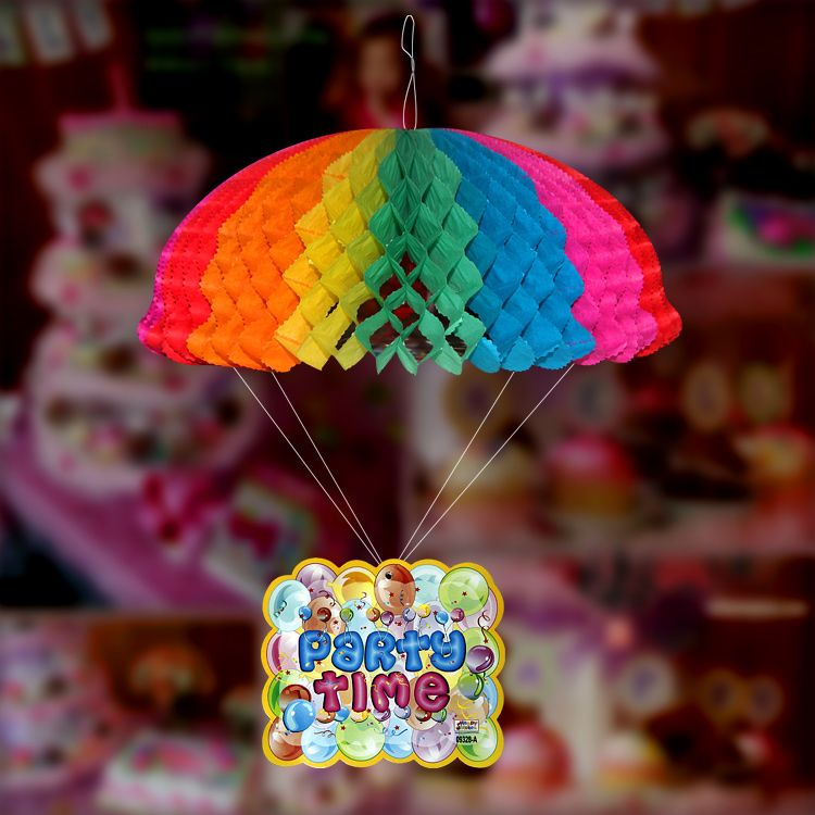 Find More Information about 2015 NEW Happy parachute 37cm