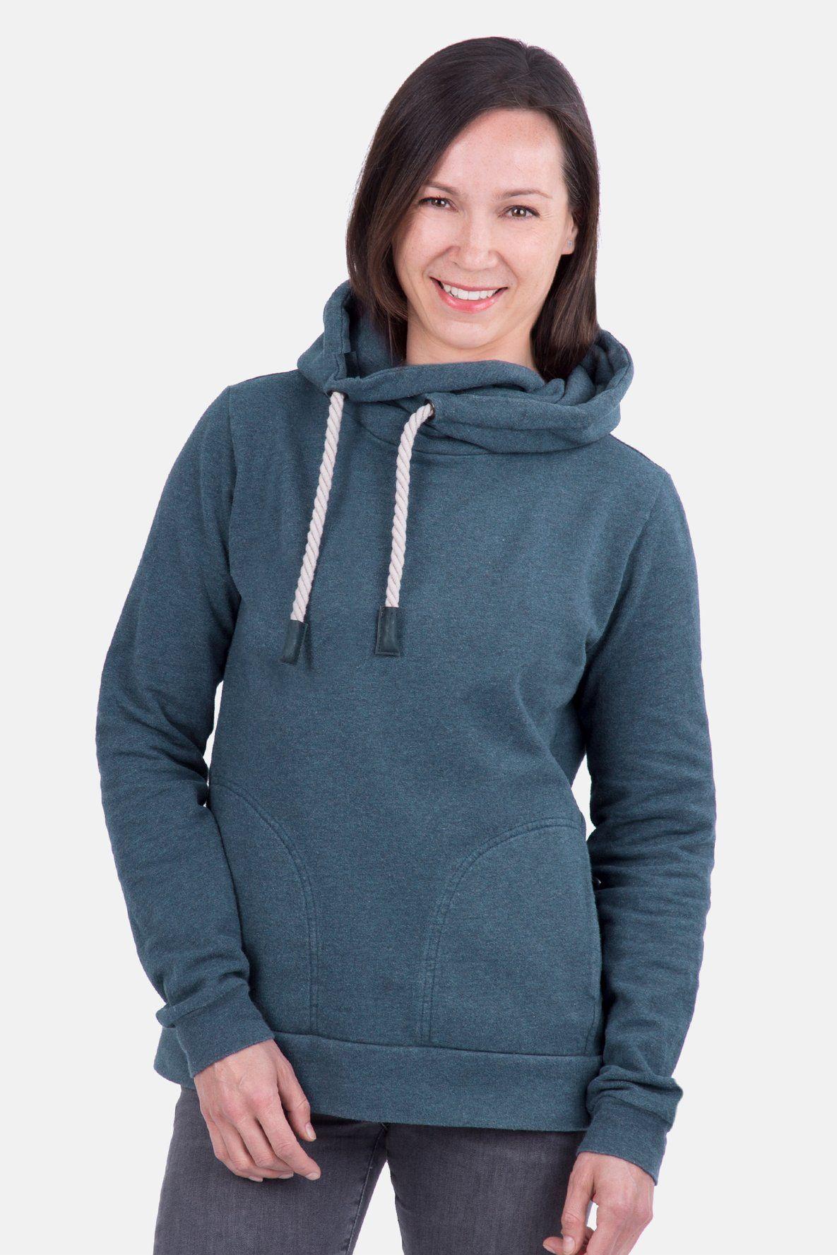 Schnittmuster Kapuzenpullover Lynn   Schnittmuster hoodie