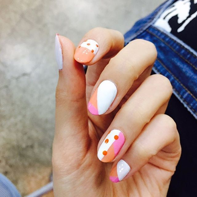 unistella_by_ek_lab | Manicure, Cute nails, Nail designs